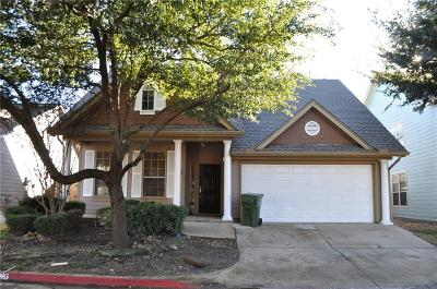Arlington, Mansfield Single Family Home For Sale: 710 Creek Walk Place