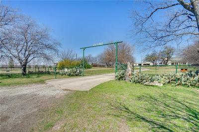 Denton County Farm & Ranch Active Option Contract: 10922 Swafford Road
