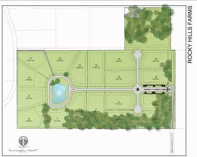 Flower Mound Residential Lots & Land For Sale: Tbd Crocket-Lot 13