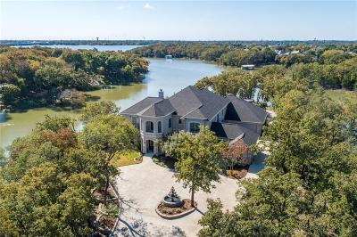 Hickory Creek Single Family Home For Sale: 1 Shore Haven Lane