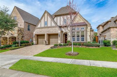 Irving Single Family Home Active Option Contract: 657 Clearwater Drive