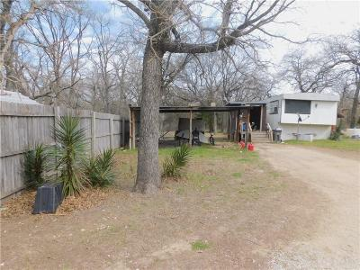 Azle Single Family Home Active Contingent: 101 Yancey Lane