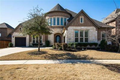 Frisco Single Family Home Active Option Contract: 2269 Bunnels Fork Road