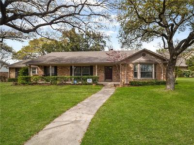 Single Family Home For Sale: 7723 Indian Springs Road
