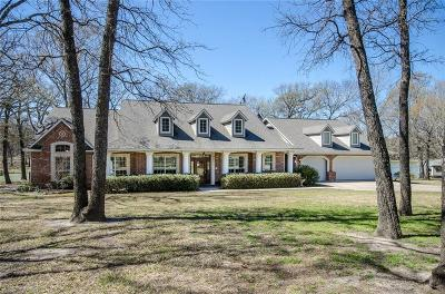 Angus, Barry, Blooming Grove, Chatfield, Corsicana, Dawson, Emhouse, Eureka, Frost, Hubbard, Kerens, Mildred, Navarro, No City, Powell, Purdon, Rice, Richland, Streetman, Wortham Single Family Home For Sale: 3107 Rock Road