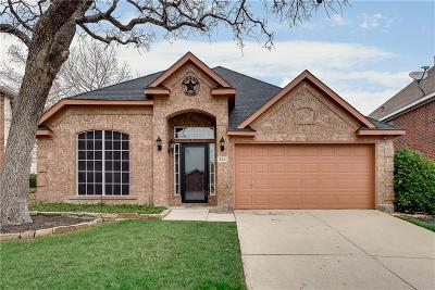 Denton Single Family Home Active Contingent: 3521 Stanford Drive