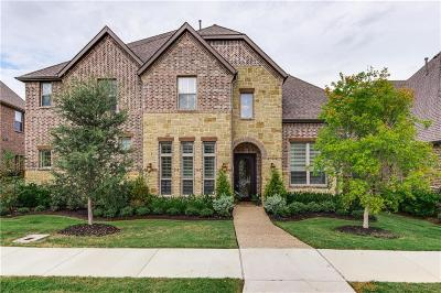 Irving Single Family Home Active Option Contract: 7120 Comal Drive