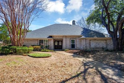 Single Family Home For Sale: 4224 High Star Lane
