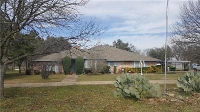 Parker County Single Family Home For Sale: 250 Horseshoe Drive