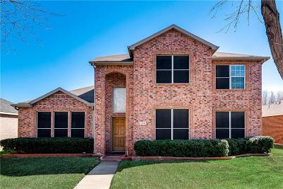 Mesquite Single Family Home For Sale: 504 Onyx Court