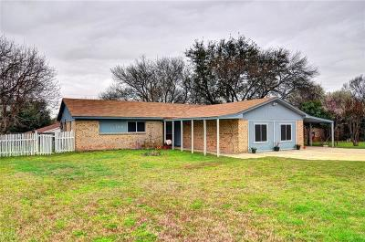 Benbrook Single Family Home For Sale: 1616 Edge Hill Road