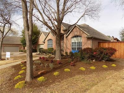 Flower Mound Single Family Home Active Option Contract: 4704 Windmill Lane