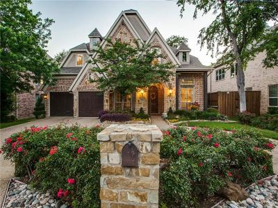 Dallas County Single Family Home For Sale: 8313 Midway Road