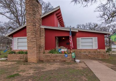 Brownwood Single Family Home For Sale: 1814 11th