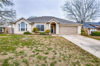 Corinth TX Single Family Home Active Option Contract: $243,000