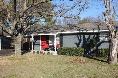 Decatur Single Family Home Active Contingent: 2709 S Garland Street