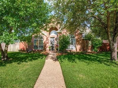 Coppell Single Family Home For Sale: 405 Graham Drive
