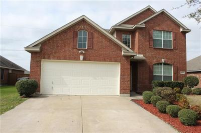 Lancaster Single Family Home For Sale: 511 Inspiration Drive