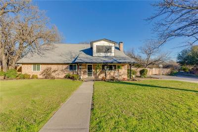 Colleyville Single Family Home For Sale: 5412 Rustic Trail