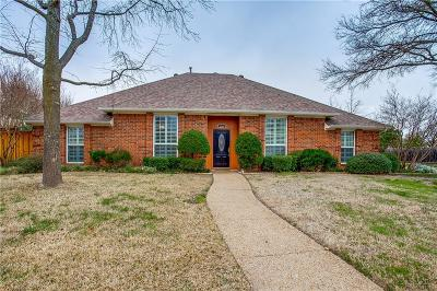 Garland Single Family Home For Sale: 6209 Chelsea Way