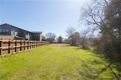 Dallas County Residential Lots & Land For Sale: 4719 W University Boulevard