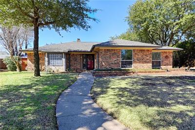 Grapevine Single Family Home Active Option Contract: 308 Drexel Drive