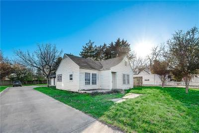 Grapevine Single Family Home For Sale: 404 E Texas Street