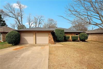 Bedford Single Family Home For Sale: 2013 Memphis Drive
