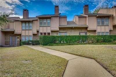 Dallas Townhouse For Sale: 7514 Riverbrook Drive #35