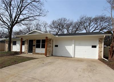 Euless Single Family Home For Sale: 602 Martha Street