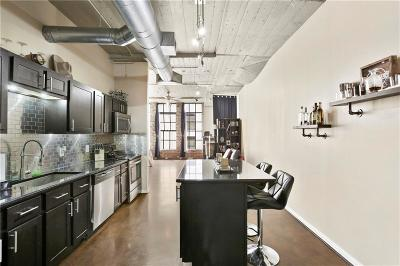 Dallas County Condo For Sale: 1122 Jackson Street #916