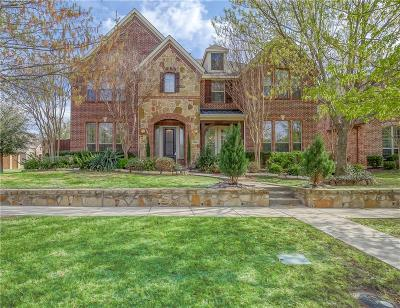 Frisco Single Family Home For Sale: 13108 Lyndhurst Drive