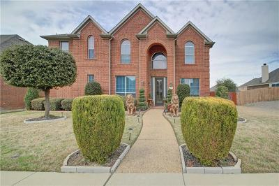 Desoto Single Family Home For Sale: 933 Amherst Drive