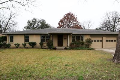 Richland Hills Single Family Home For Sale: 3817 Scranton Drive