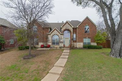 Frisco Single Family Home Active Contingent: 6277 Tyning Circle