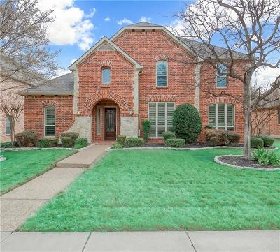 Frisco Single Family Home For Sale: 6378 Ryeworth Drive