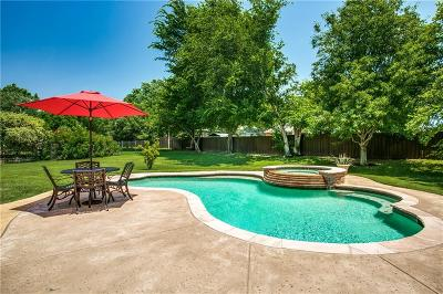 Flower Mound Single Family Home For Sale: 5220 Townsend Drive