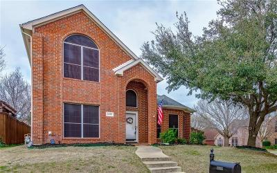 Lewisville Single Family Home Active Option Contract: 1201 Michael Avenue
