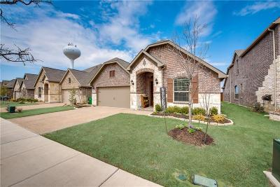 Prosper Single Family Home For Sale: 15909 Gladewater Terrace