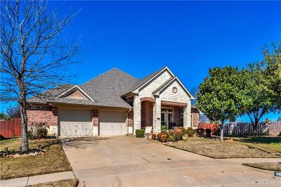 Grand Prairie Single Family Home For Sale: 2831 Heather Court
