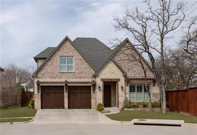 Coppell Single Family Home For Sale: 131 Whispering Hills Court