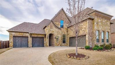Rockwall Single Family Home For Sale: 670 Featherstone Drive
