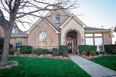 Lewisville Single Family Home For Sale: 1104 King Bors Lane