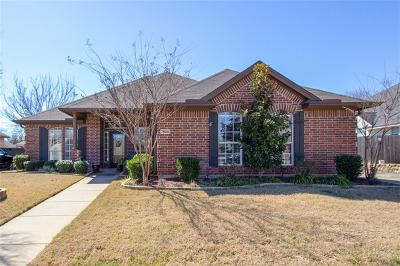North Richland Hills Single Family Home For Sale: 7820 Vineyard Court