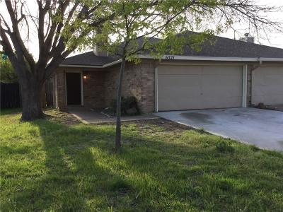 North Richland Hills Multi Family Home For Sale: 6321 Christy Court