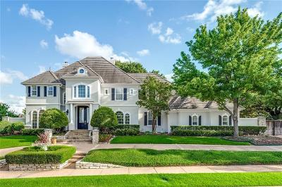 Colleyville Single Family Home For Sale: 2805 Edgewood Lane