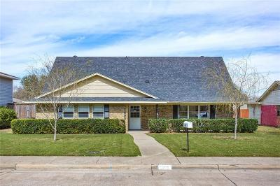 Richardson Single Family Home For Sale: 1605 Marquette Drive