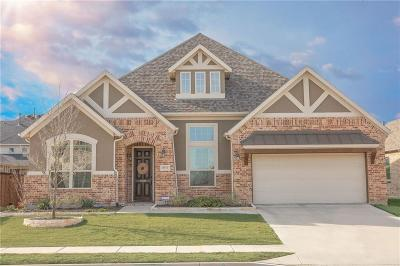Prosper Single Family Home For Sale: 2911 Clearwater Drive