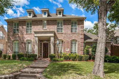 Plano Single Family Home For Sale: 8105 Greensboro