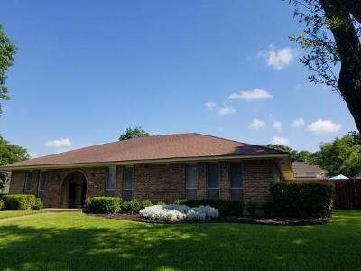 Duncanville Single Family Home Active Option Contract: 927 Green Rock Drive